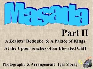 Masada part 2