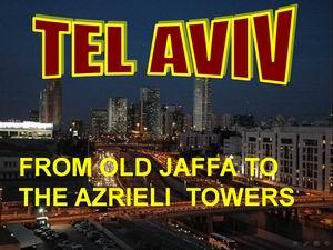 Tel aviv - 100 years old