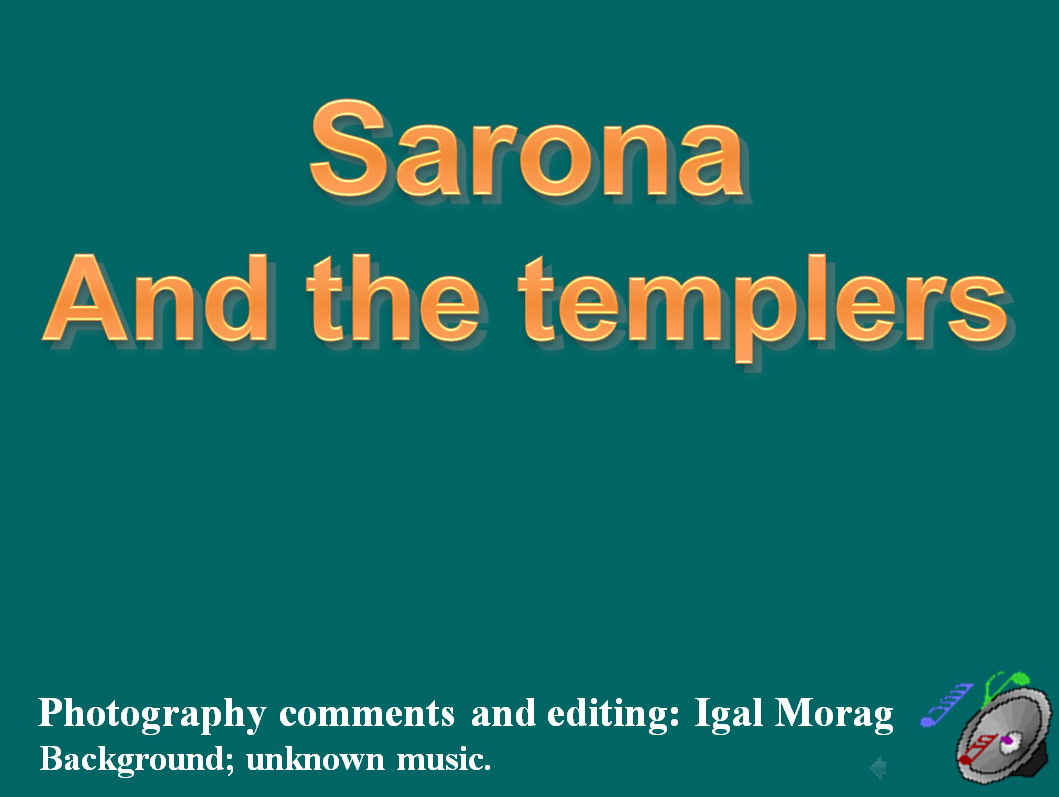 Sarona and the templers