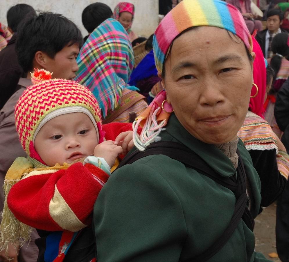 וייטנאם - אם ובנה