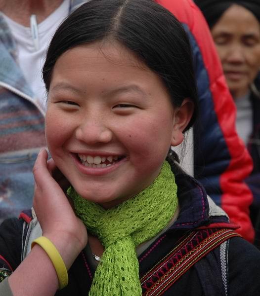 וייטנאם - חיוך מצודד