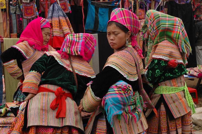 וייטנאם - נשים בשוק