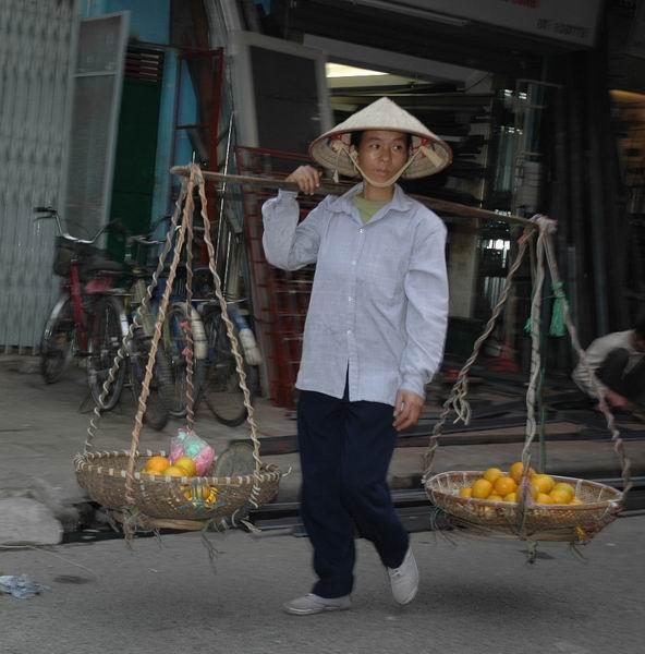וייטנאם - רוכלת