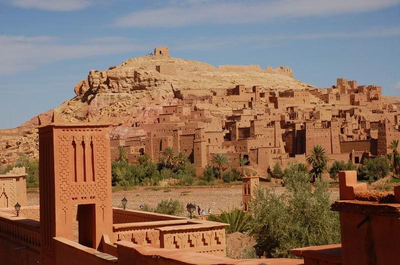 מרוקו - איית אל חאדו