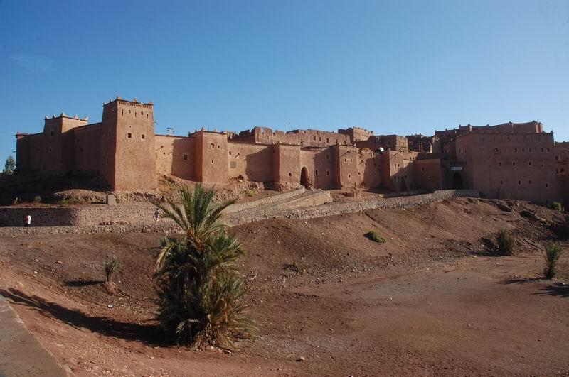 מרוקו, קסבות