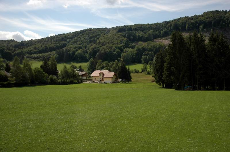 אוסטריה - נוף