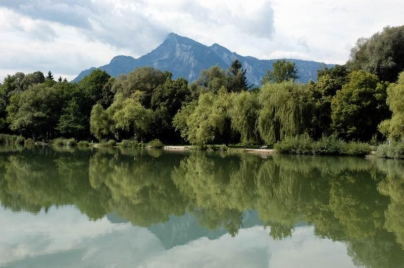 אגם צלילי המוזיקה