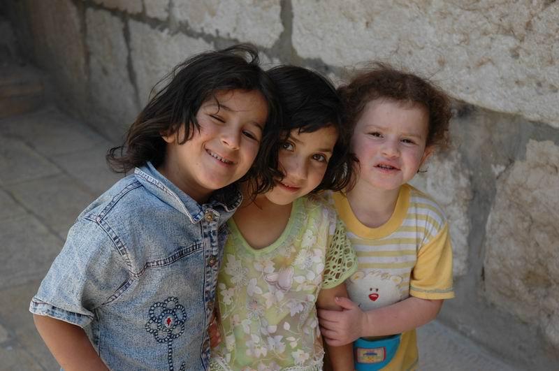 ילדות ערביות בירושלים