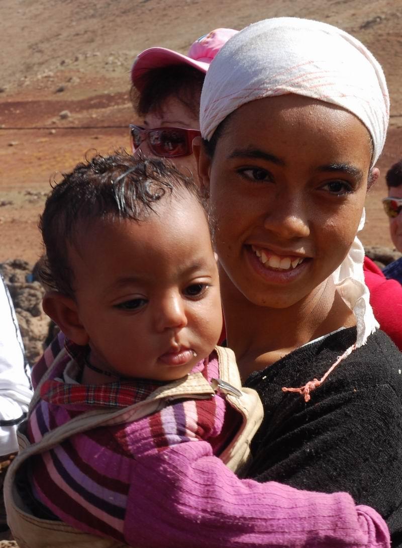 מרוקו - אם ובנה - ברברים