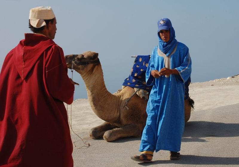 מרוקו - אנשי הגמלים