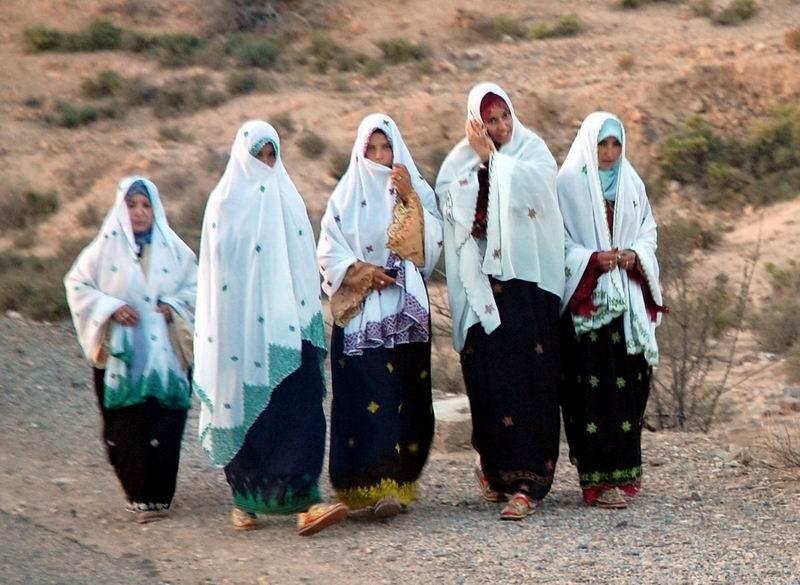 מרוקו - חבורת נערות