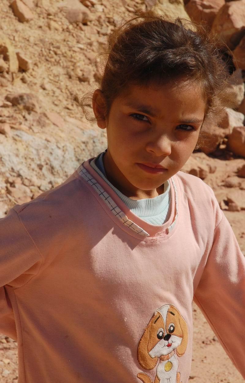 מרוקו - ילדה יפה
