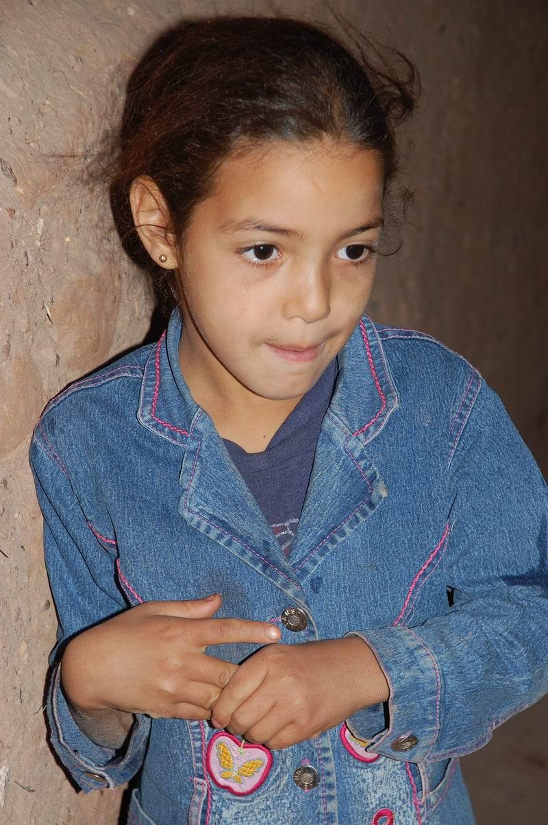 מרוקו - ילדה