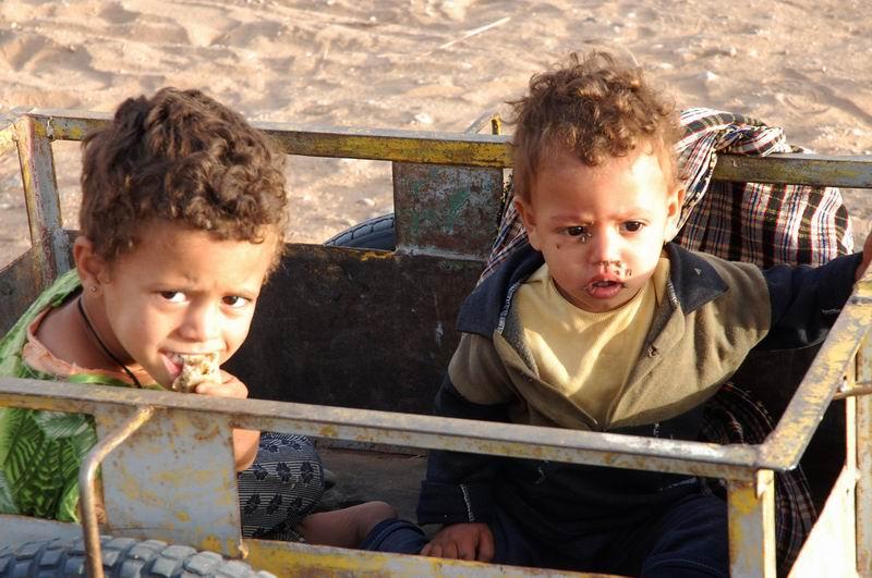 מרוקו - ילדים וזבובים