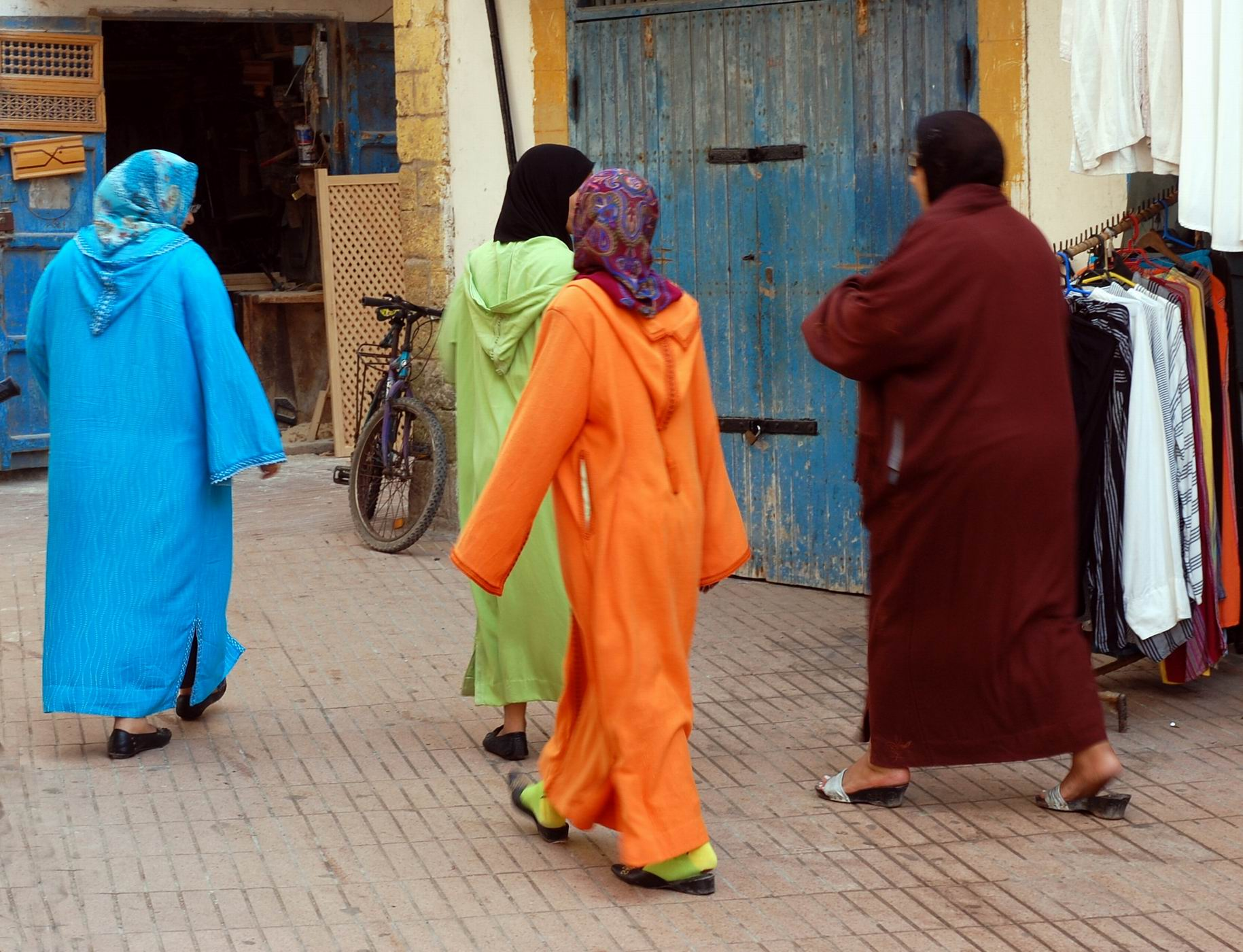 מרוקו - שלל צבעים