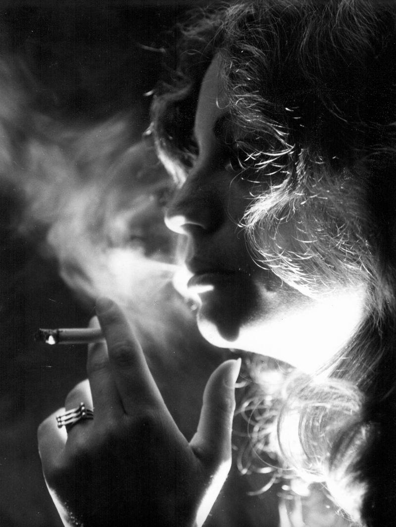 עשן בעיניים