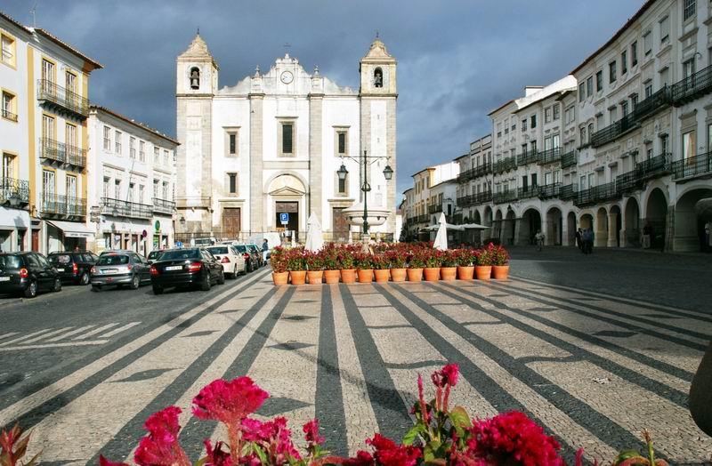 פורטוגל - מדרה - מרכז העיר
