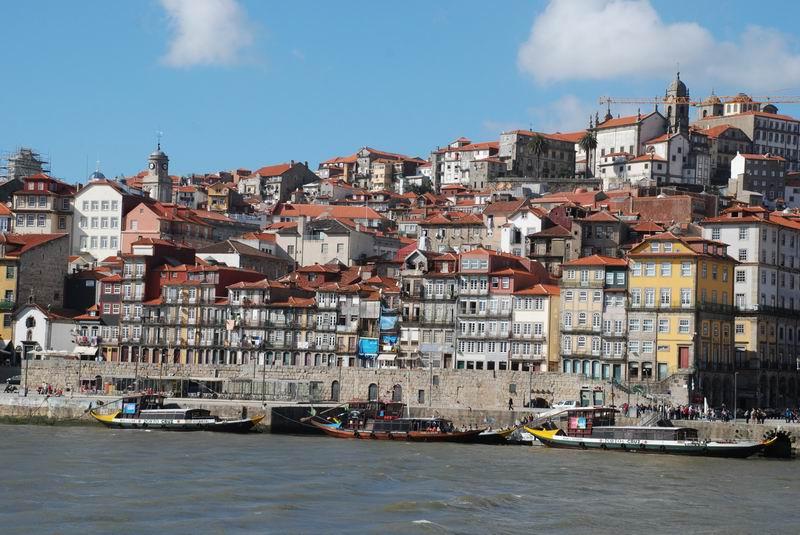 פורטוגל - פורטו - העיר