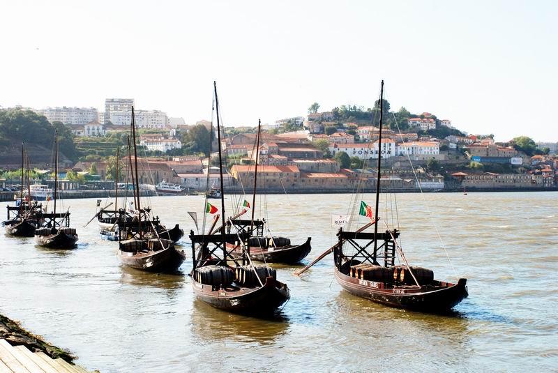 פורטוגל - פורטו - מוזיאון ספינות היין