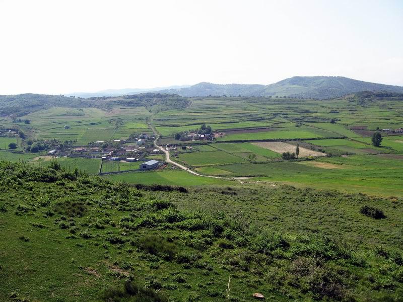 אלבניה - נוף כפרי