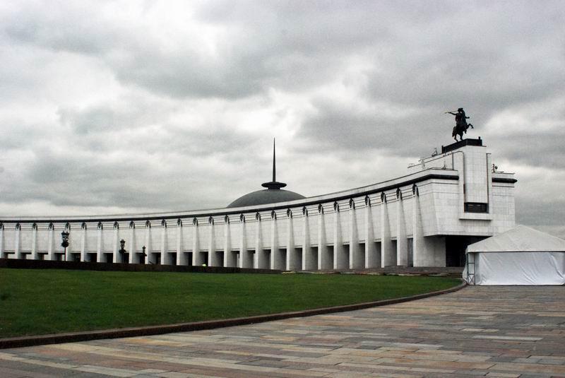 מוזיאון המלחמה - חוץ 1
