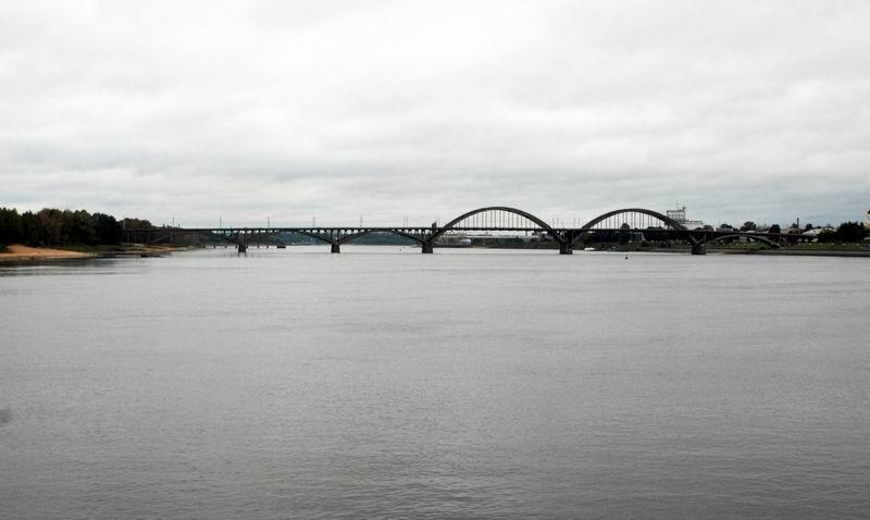 רוסיה - שייט על נהר הוולגה