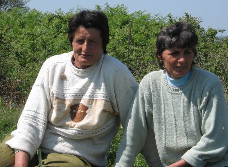 אלבניה - זוג איכרות