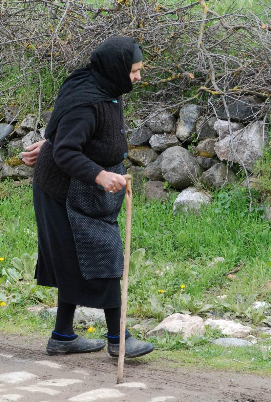 אלבניה - זקנה