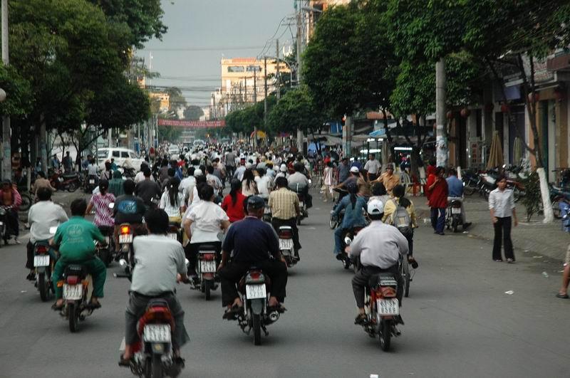 וייטנאם - התנועה זורמת