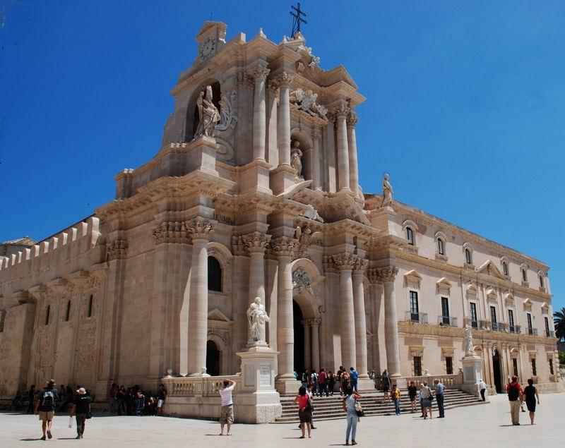 סיציליה - אורטיז'ה - קתדרלת 'הדום'