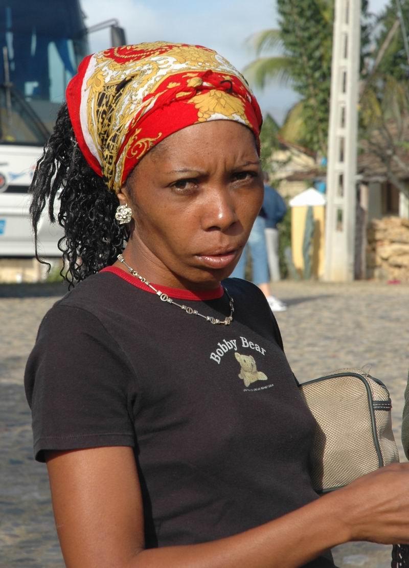 אישה קובנית