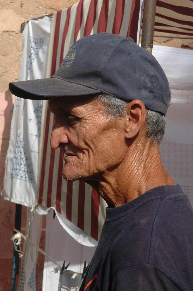 קובה - דיוקן גבר