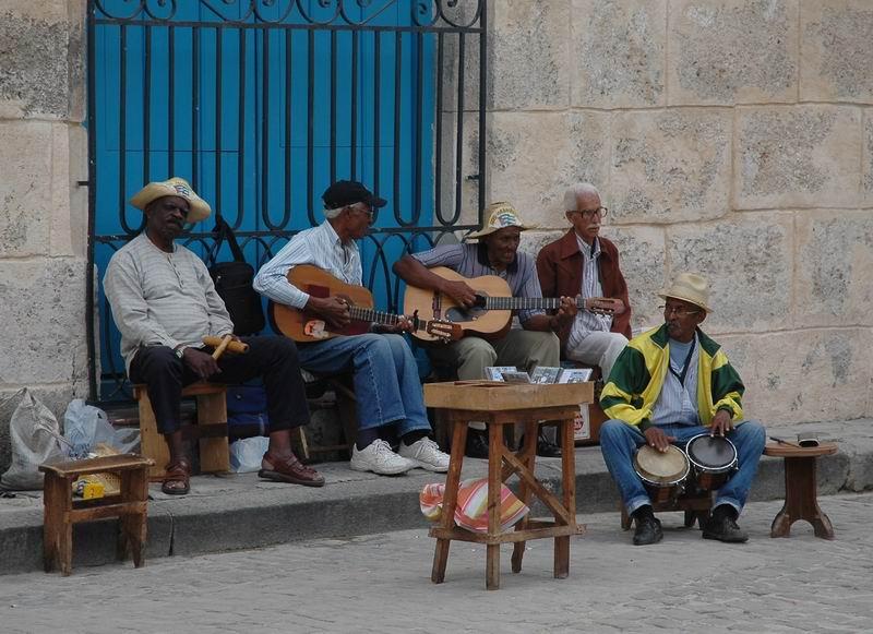 קובה - תזמורת רחוב