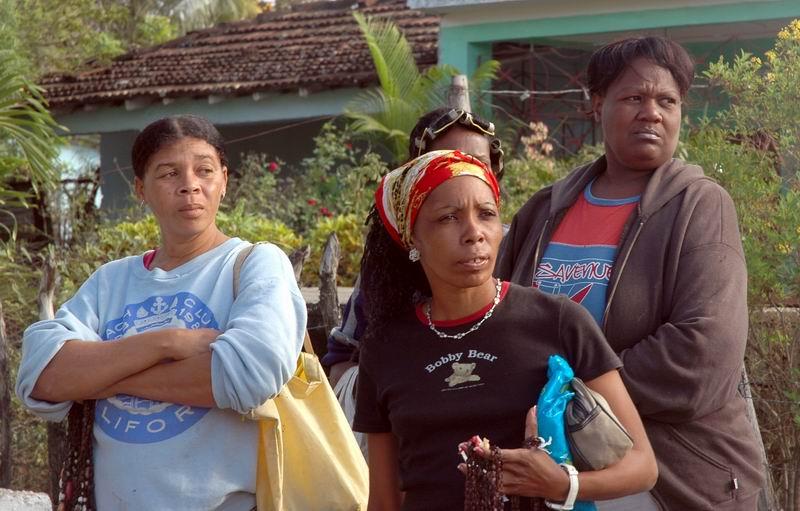 קובה - נשים