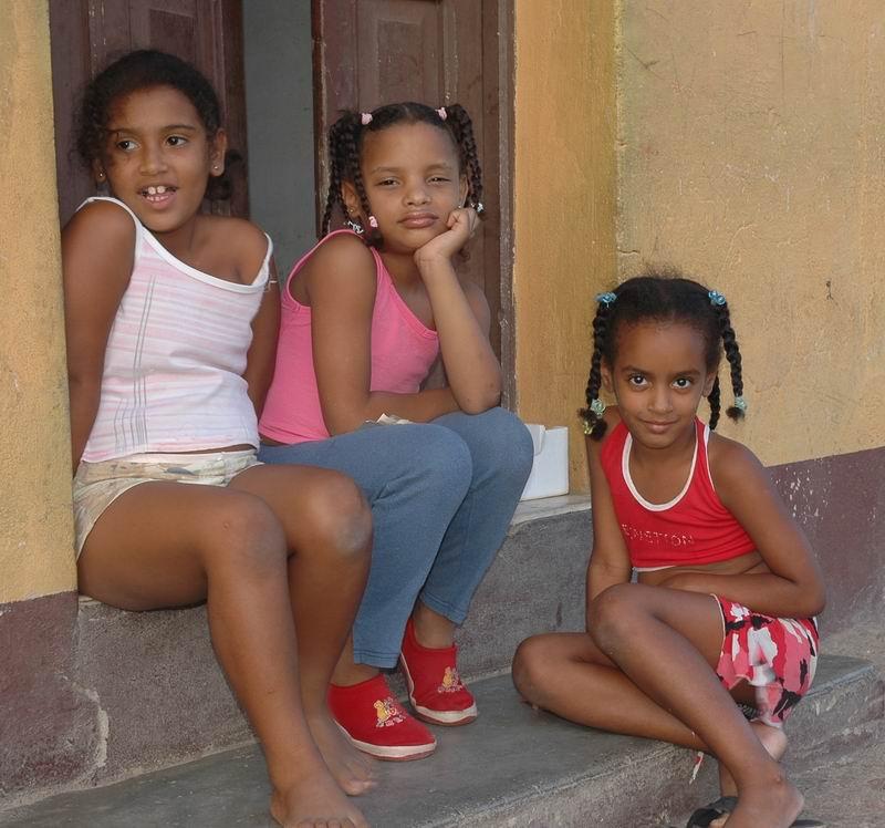 קובה - ילדות