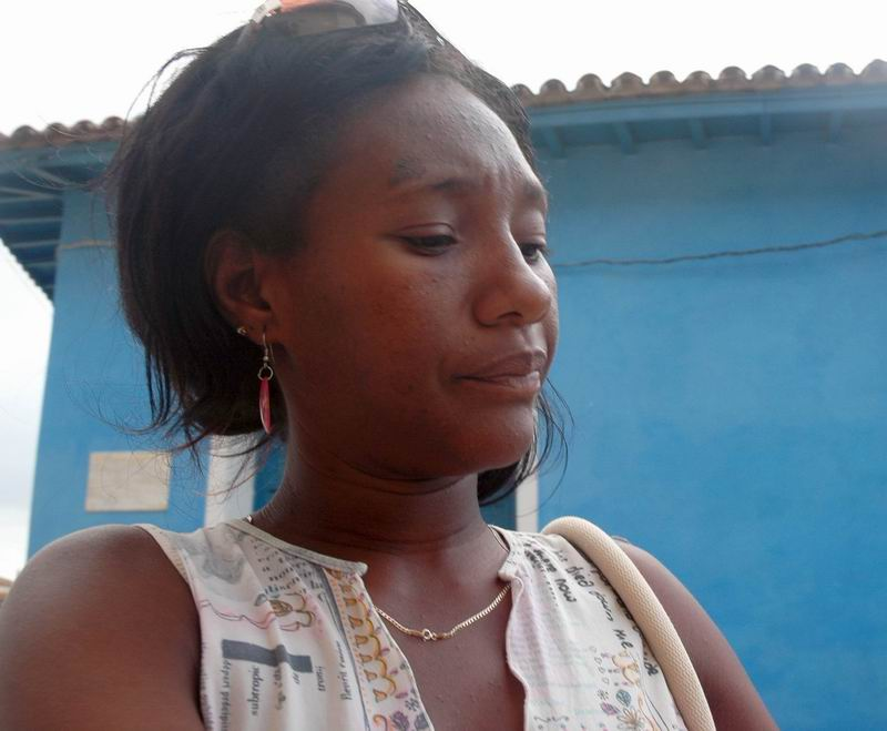 קובה - דיוקן אישה טיפוסי