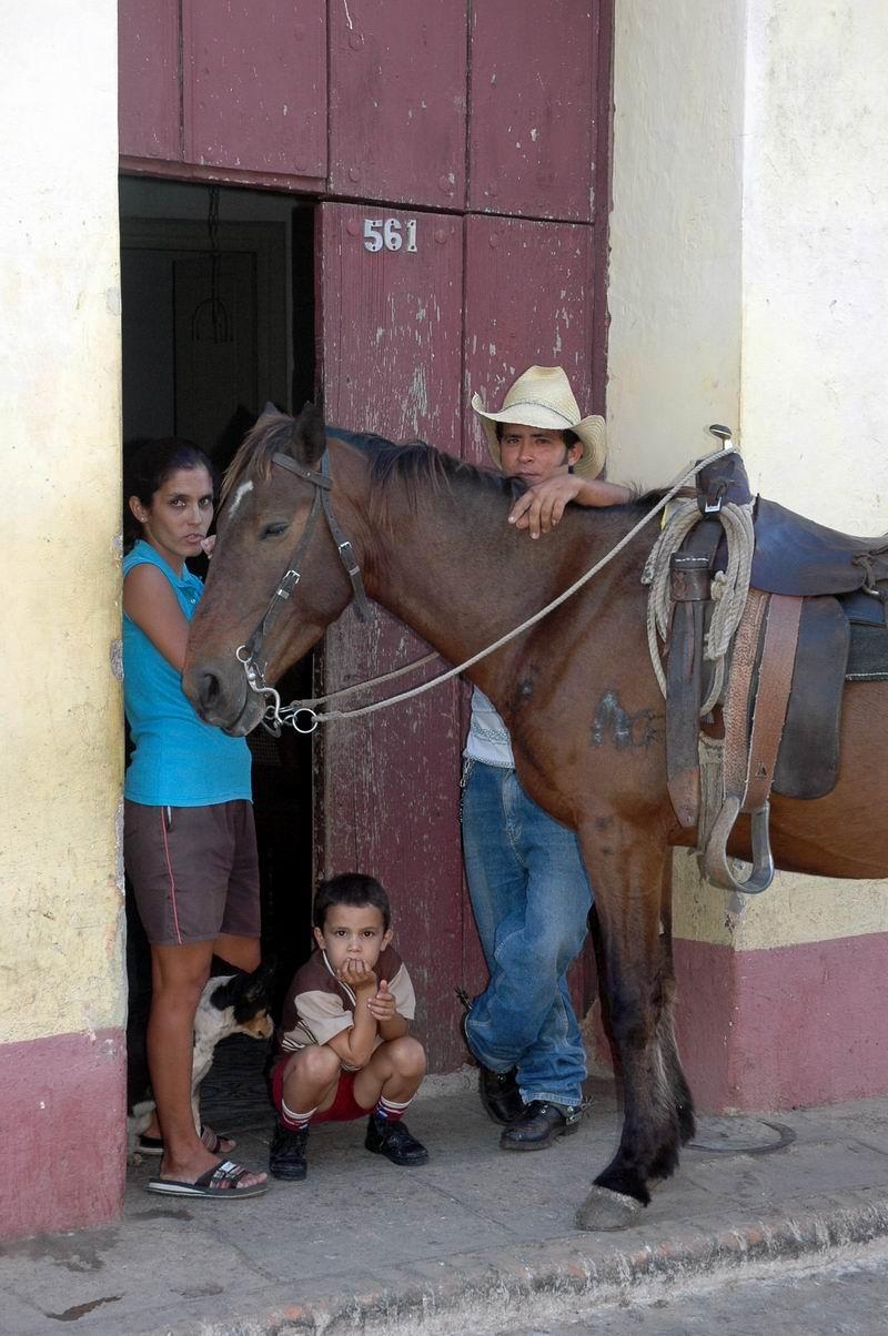 קובה - משפחה