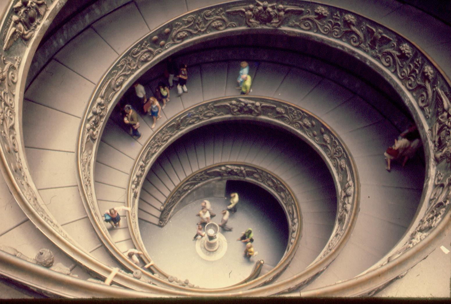 מדרגות בוותיקן