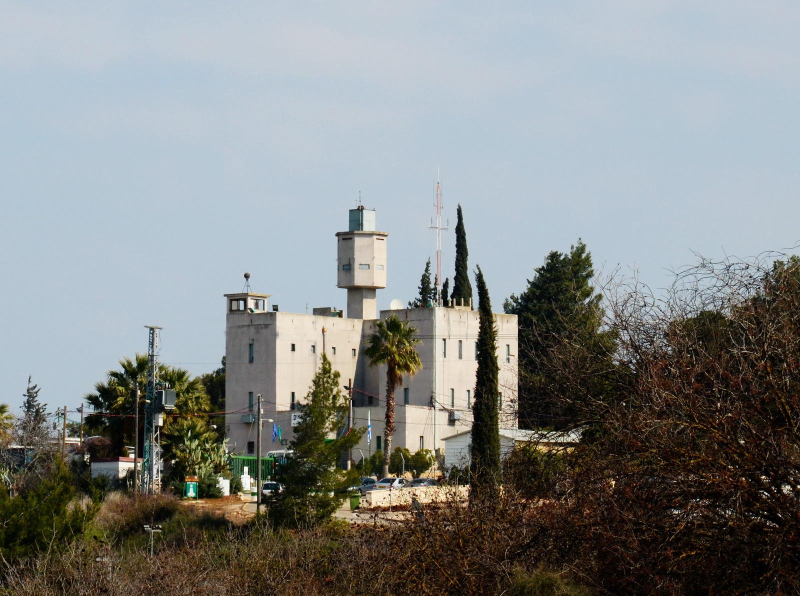 גליל עליון - מצודת כח - נבי יושע