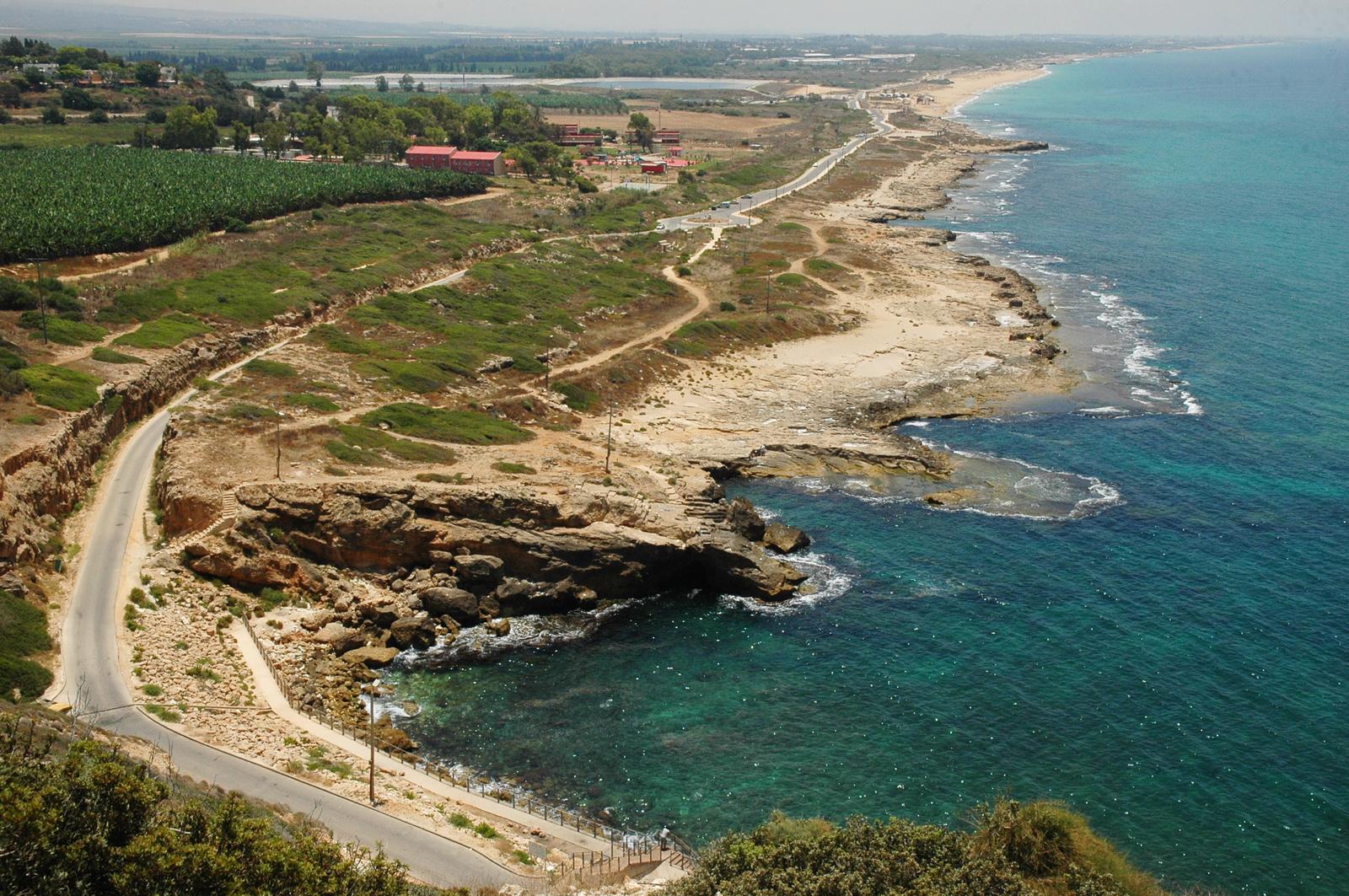 חוף הגליל המערבי כולו