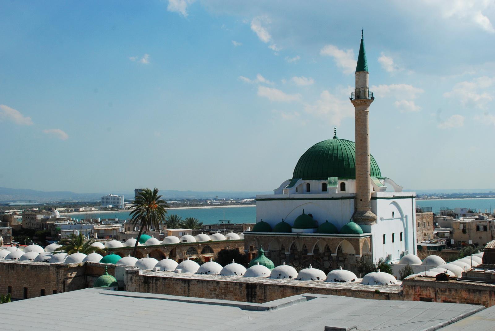 עכו - מסגד אל ג'זאר