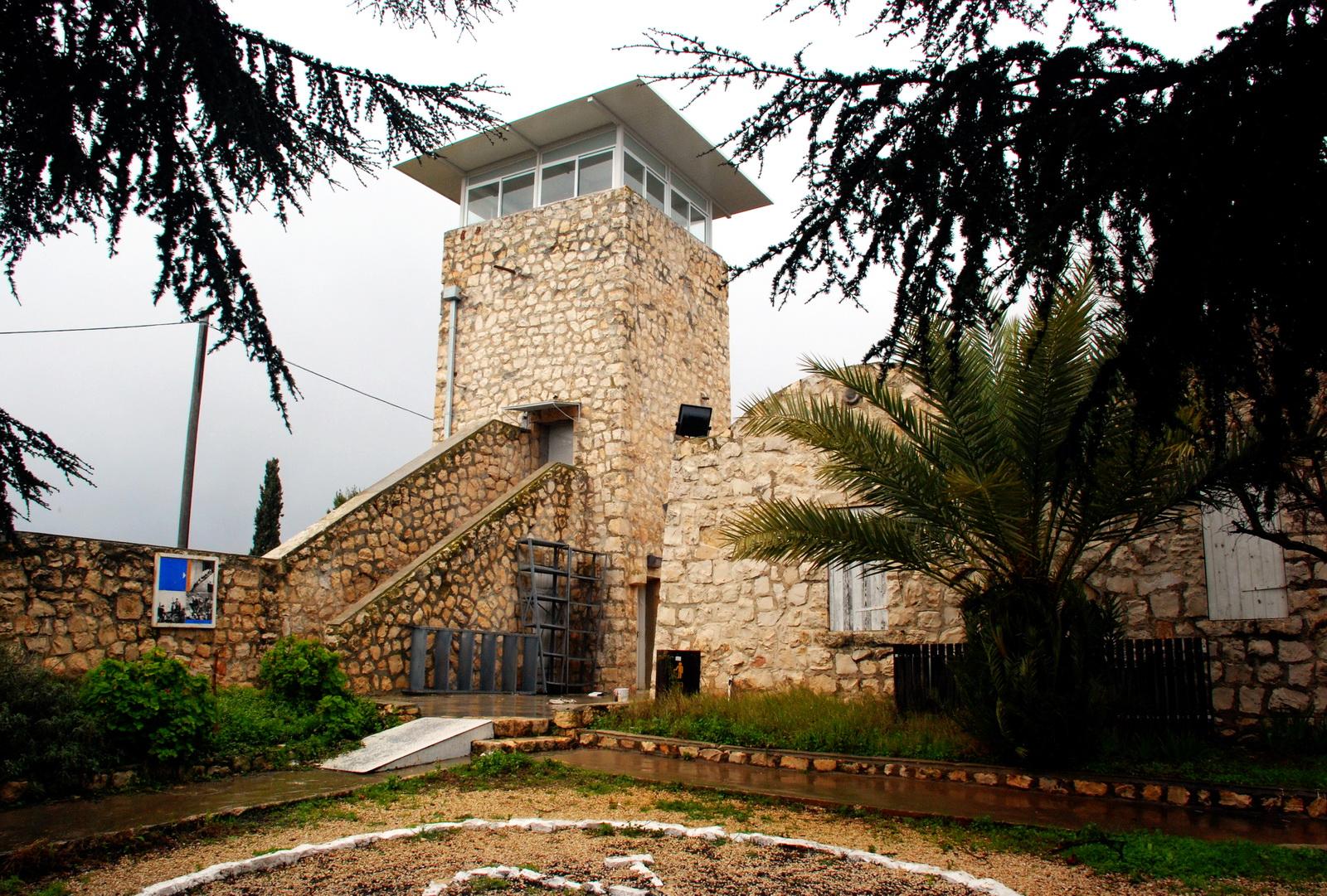 גליל עליון - מצודת בירייה
