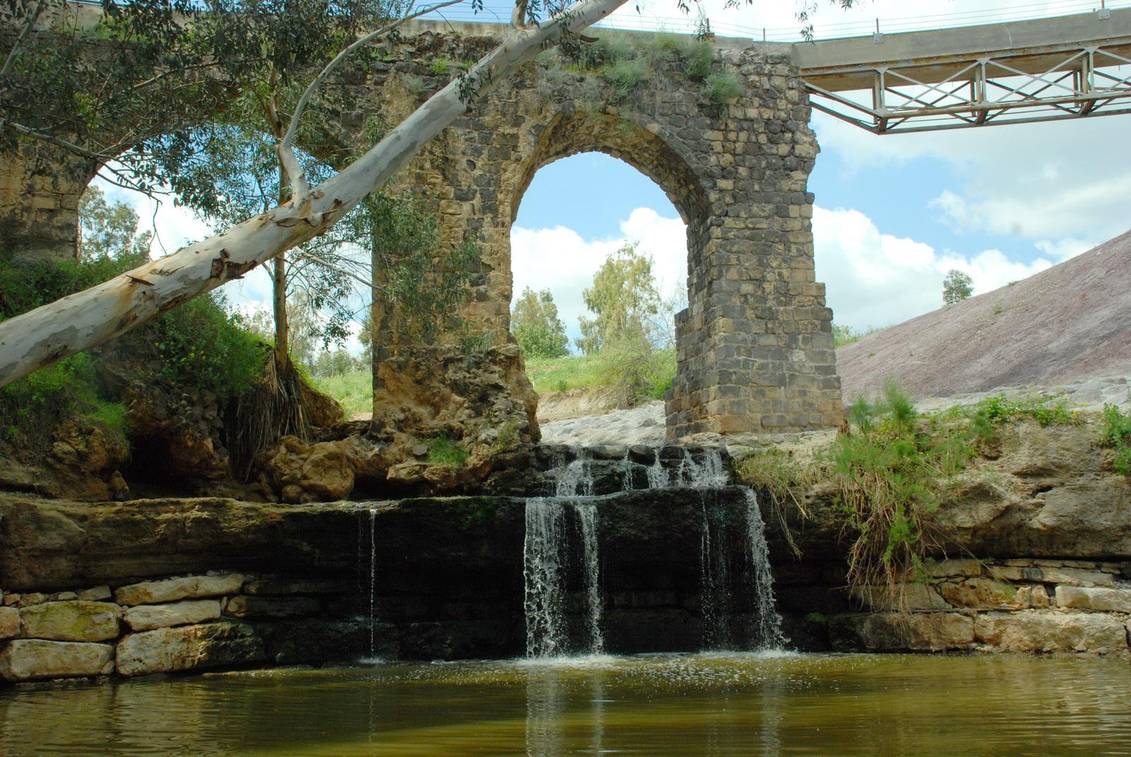 עמק בית שאן - גשר הקנטרה