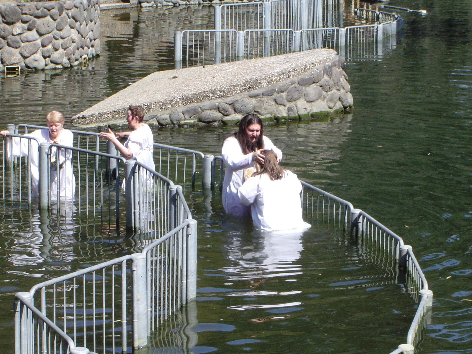 ירדנית - אתר הטבילה