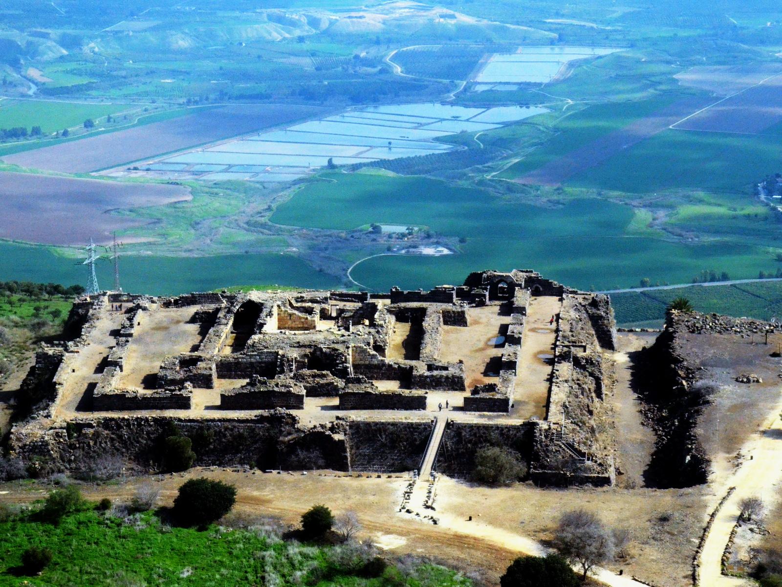 כוכב הירדן - המבצר הצלבני