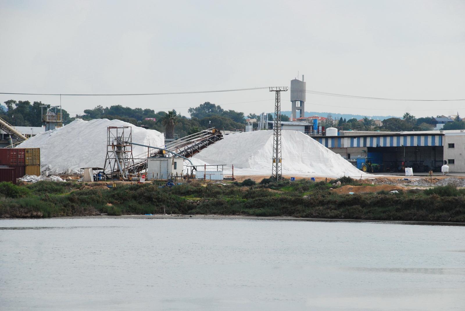 עתלית - מפעל המלח