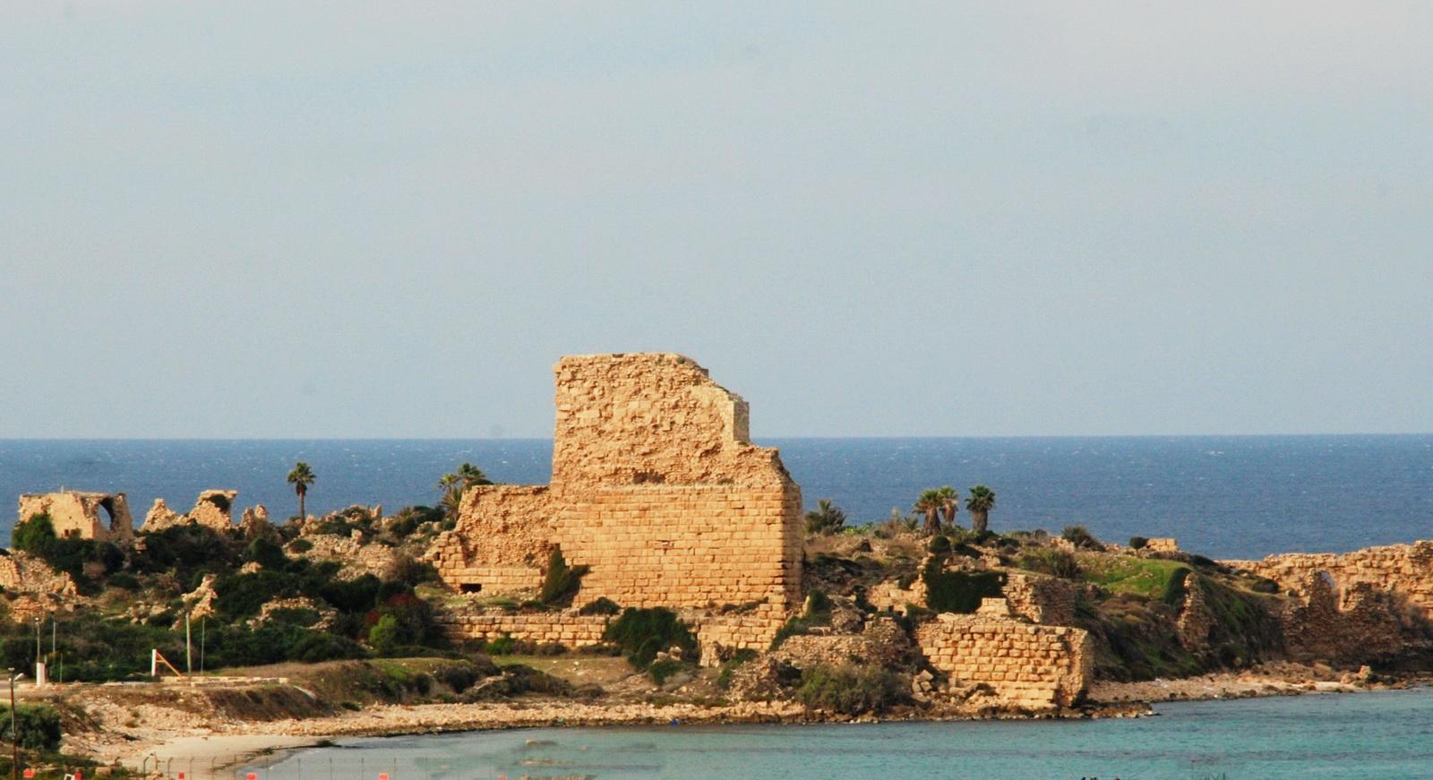 עתלית - המבצר הצלבני