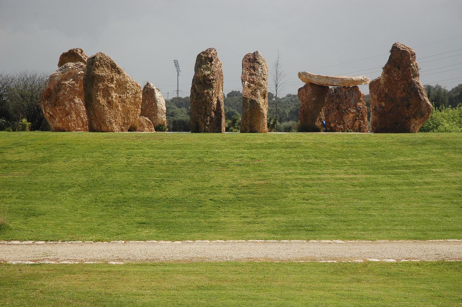 גני הירקון - גן הסלעים