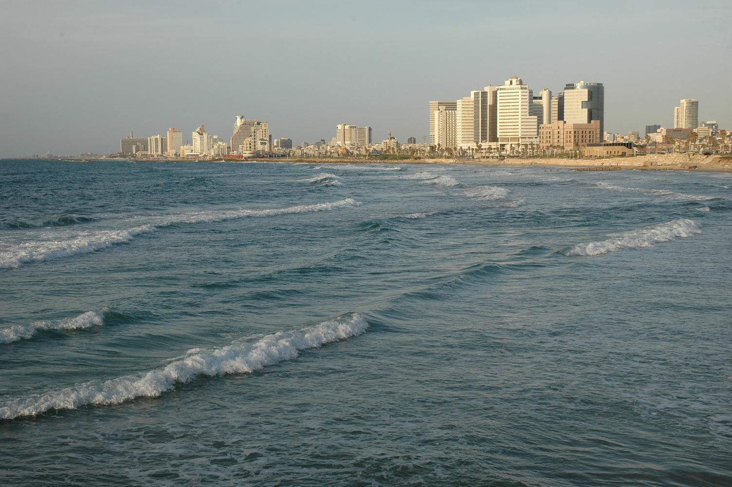 חוף תל אביב - מיפו
