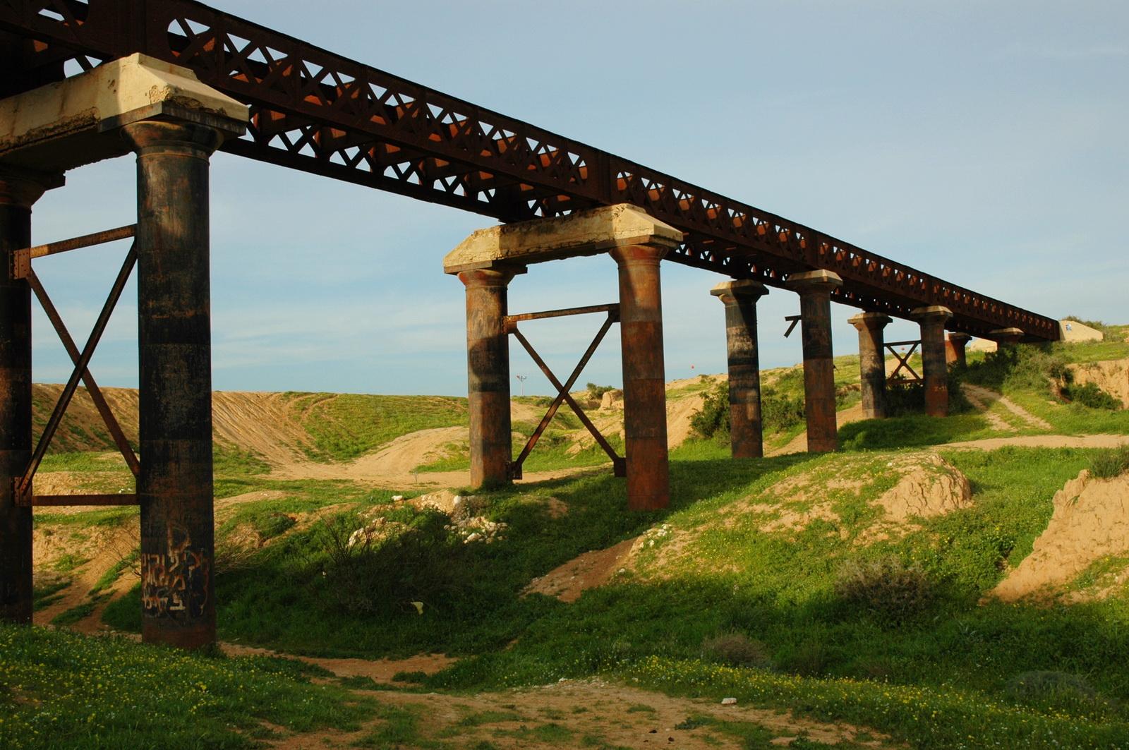 אופקים - גשר הברזל